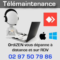 telemaintenance depannage a distance ordizen auray